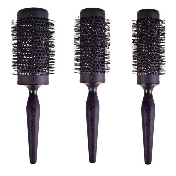 Cricket Static Free Thermal Brushes