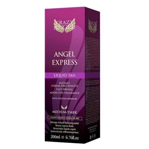 Crazy Angel Express Fast Liquid Tan