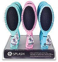 Cricket Splash Detangler Brush Universal Display (12 Piece)