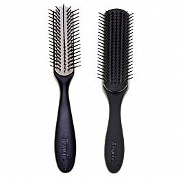Denman Classic Noir & All Black Styling Brushes