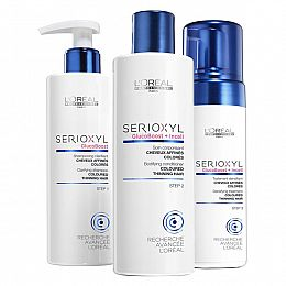 L'Oreal Serioxyl Kit 2 for Coloured Hair