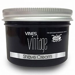 Vines Vintage Shaving Cream