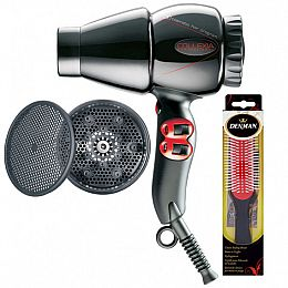 Collexia CHP3 Compact Hairdryer with Diffuser PLUS Free Brush