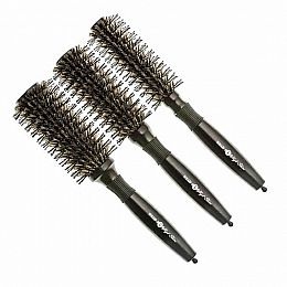Head Jog High Shine Brushes