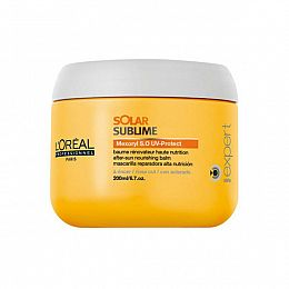 L'Oreal Solar Sublime Masque